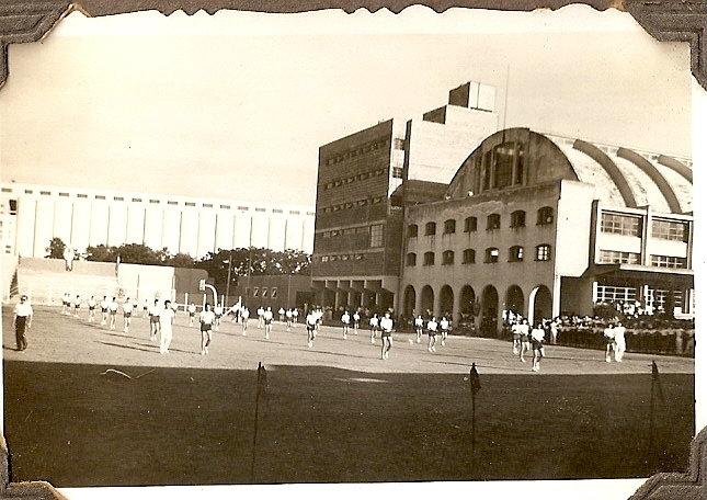 Acto de Gimasia 1958 ii