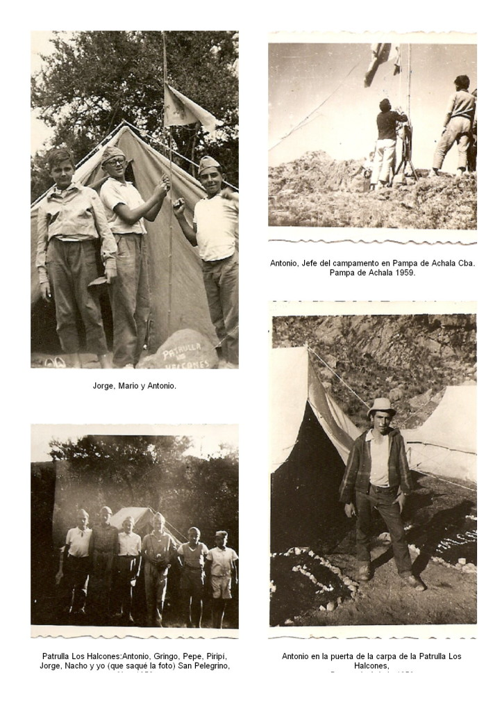 Campamentos con los Jesuitas en Córdoba (1)
