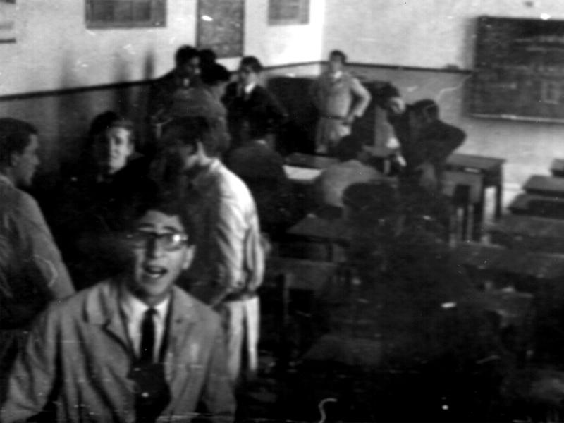 08. Fidel en el aula
