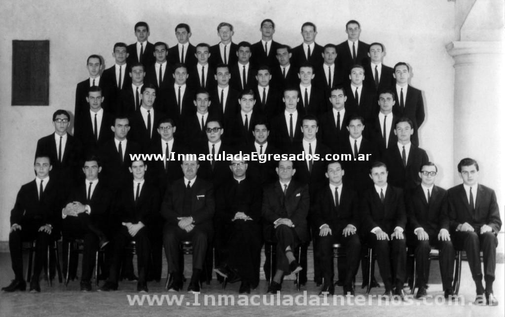 Bachilleres 1964